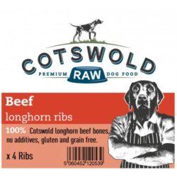 CW Beef Longhorn Ribs x 4