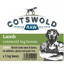 CW Lamb Leg Bone 600g
