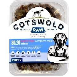 CW Puppy Beef & Tripe WD 1kg